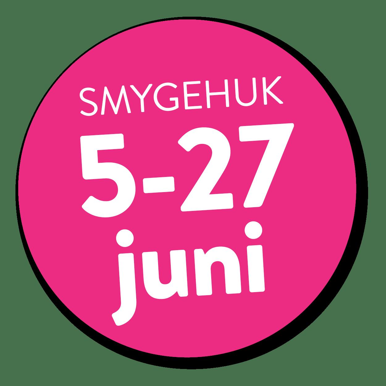 Smygehuk 5-27 juni